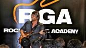 Music Italy Show 2010 - Bologna. Donato Begotti durante il seminario A&E® su