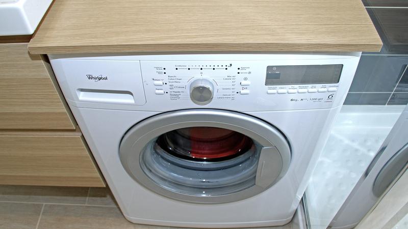 La lavatrice classe A+++ da 6kg di carico