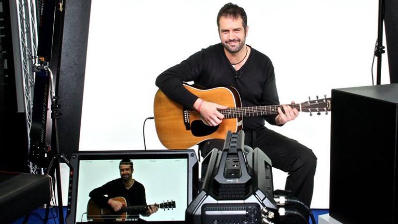 Registrazioni video del metodo Modern Acoustic Guitar