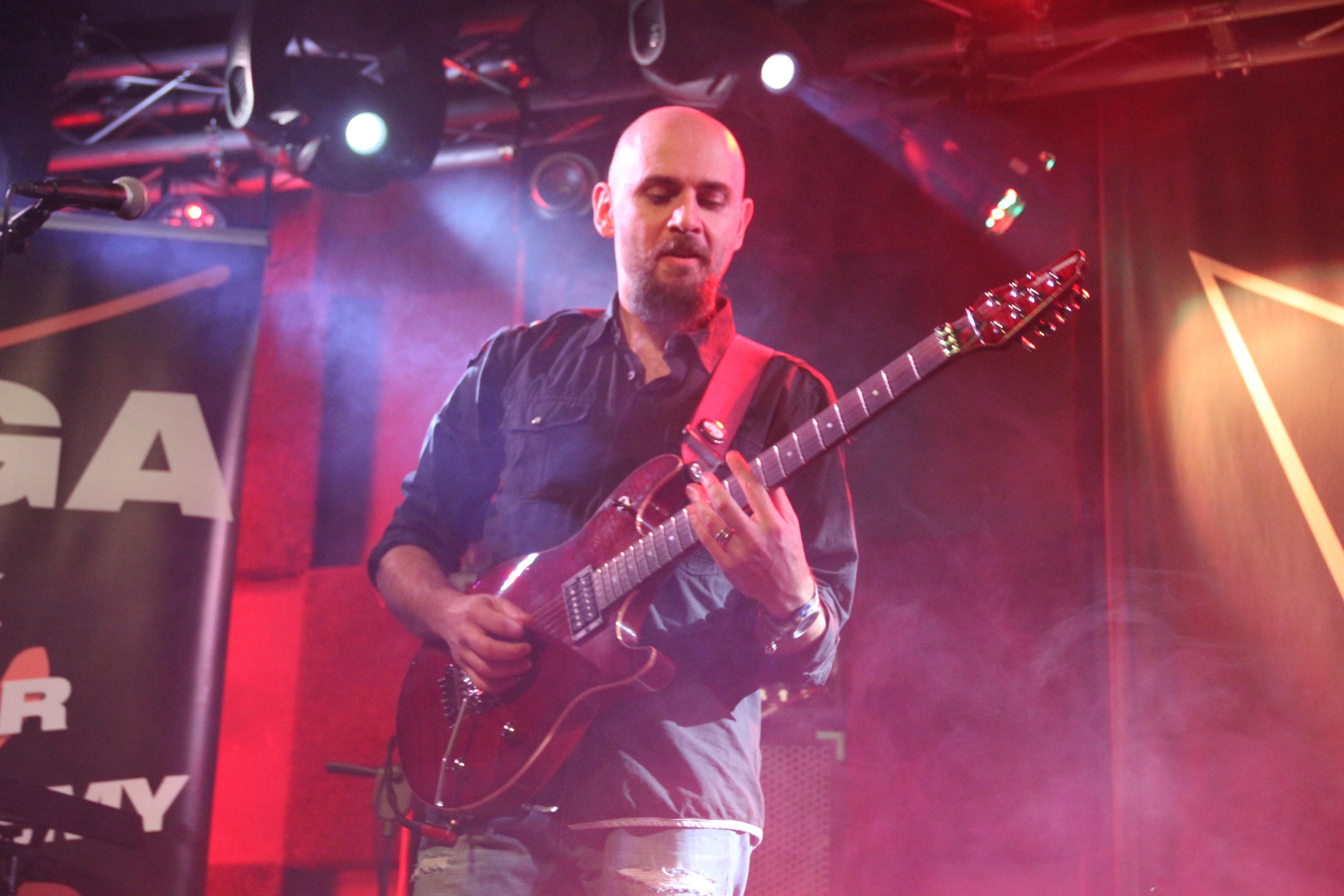 Roberto Fazari - RGA Tour 2017 - Live al Blitz per Niccolai (S. Giovanni alla Vena - PI)